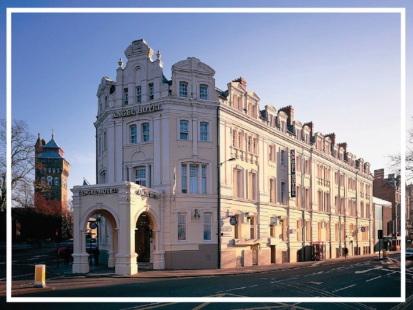 The Angel Hotel - City Centre HotelThis Victorian landmark hotel is located at the very heart of Wales' capital city. Next to the Millennium Stadium and opposite Cardiff Castle; there's no argument that this hotel is in the perfect spot for your next team building event.