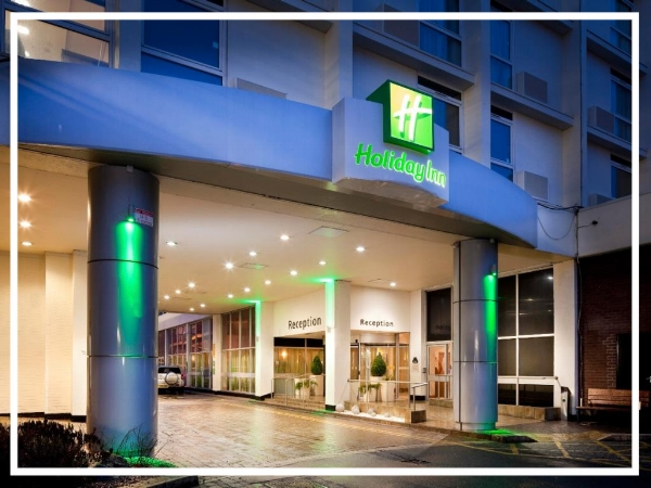 Holiday Inn Leicester - 3* HotelThe Holiday Inn Leicester has recently been refurbished and sits in an envious location with excellent road and rail links. Offering great amenities, the hotel has a Health & Leisure Club for guests to enjoy as well as The Vermont Restaurant and The Vermont Bar.
