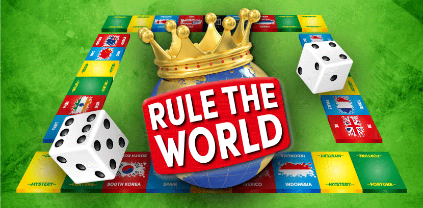 Rule The World Team Building Event
