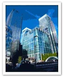 Team Building Canary Wharf & The Docklands