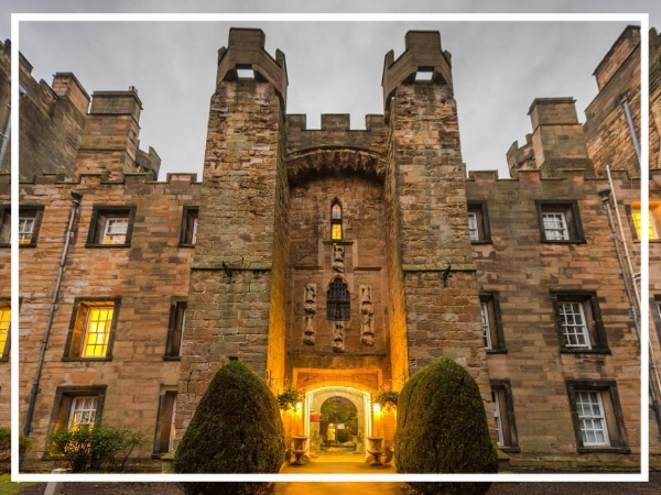 Lumley Castle - 4* Castle HotelStanding proud for more than 600 years, the magnificent spectacle of Lumley Castle dominates the County Durham landscape. Lumley Castle is a magnificent monument to a bygone age of chivalry and honour and the perfect destination for this year's conference!