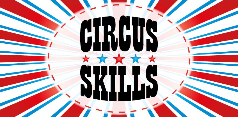 Circus Skills Team Building