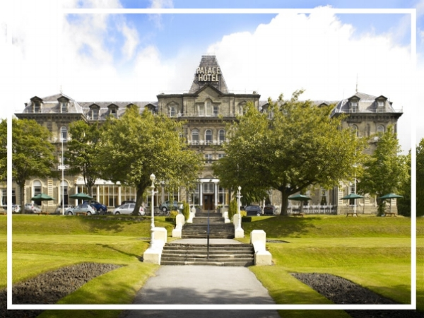 Palace Hotel Buxton & Spa - 4* Country House HotelThe Palace Hotel was built in 1868. It's magnificent exterior was designed by Henry Currey, architect to the Duke of Devonshire in his time. It's a much-loved focal point of Buxton's culture and the fantastic staff have helped earn it a fantastic reputation.
