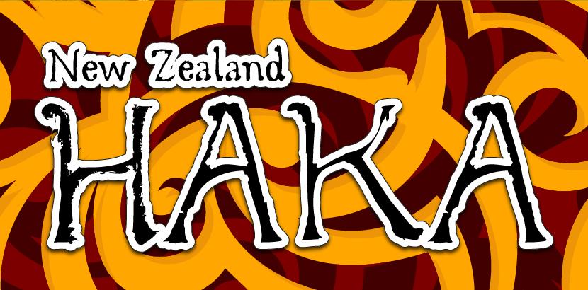 New Zealand Haka Team Building Event