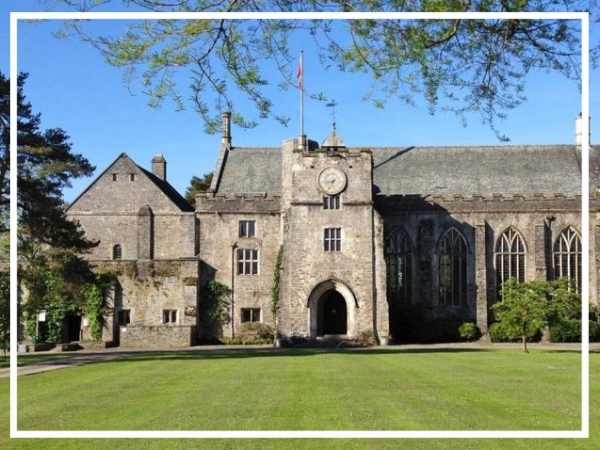 Dartington Hall Hotel - Hotel, Conference & Events VenueDartington Hall is a centre for innovation, experiment and creativity. An inspiring destination, the venue features a medieval courtyard, grade II listed gardens and a barn cinema as well as 50 bedrooms and 12 first class meeting rooms for groups of up to 220.