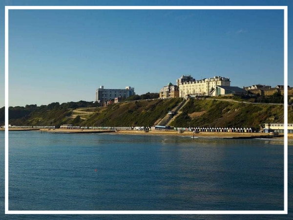 Bournemouth Highcliff Marriott Hotel - 4* HotelOffering spectacular views over seven miles of sandy beaches, this cliff top hotel guarantees a premium service for both business and leisure. 18 meeting rooms, 160 bedrooms and great leisure facilities are just a few of it's advantages!