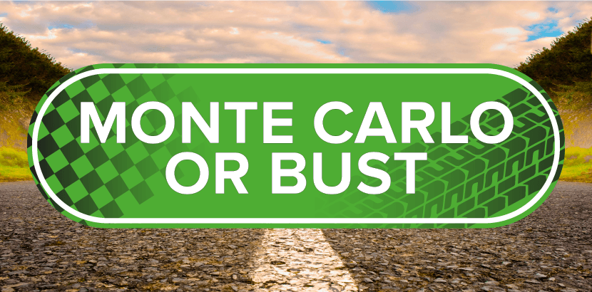 Monte Carlo or Bust Team Building Event