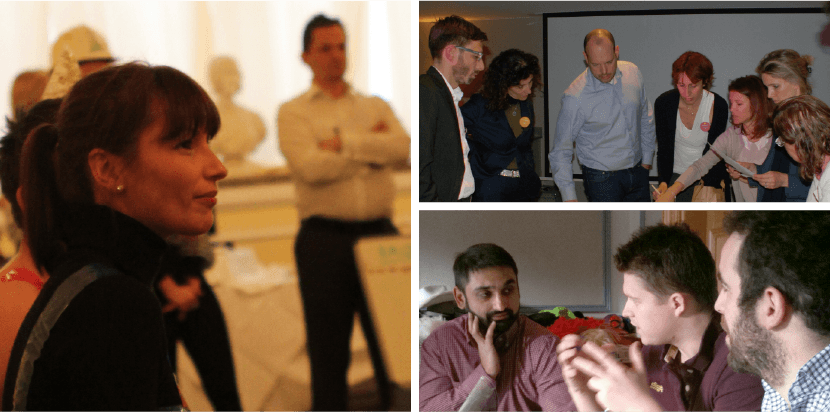 Belbin Team Development Workshop Photos