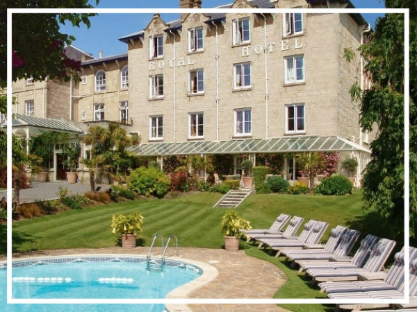 The Royal - 4* HotelTucked away in the beautiful Victorian coastal town of Ventnor, The Royal has been welcoming guests for more than 150 years. An inspiring venue, the hotel has a slection of conference rooms that are ideal for both small and larger events.