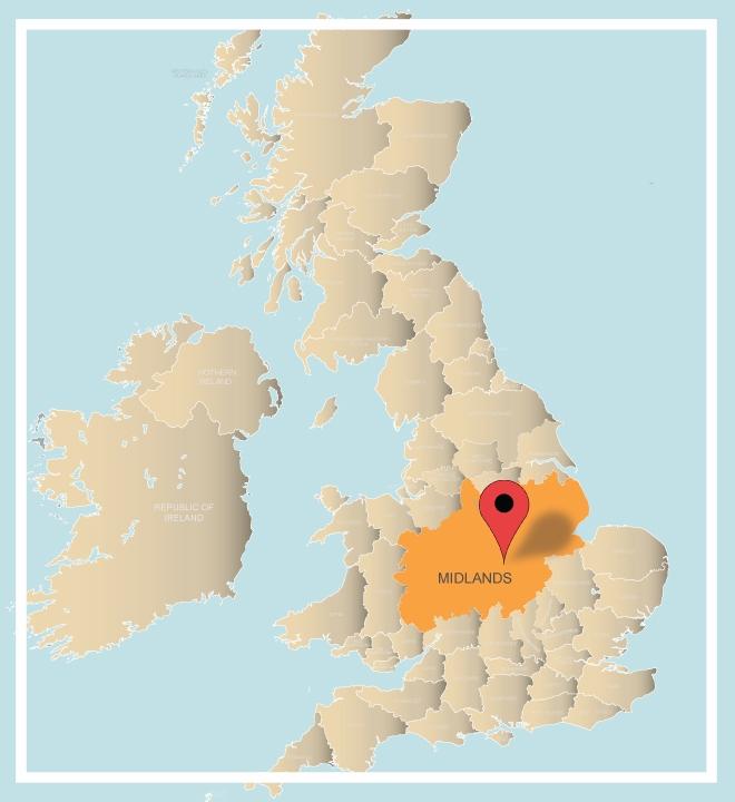 Team Building The Midlands