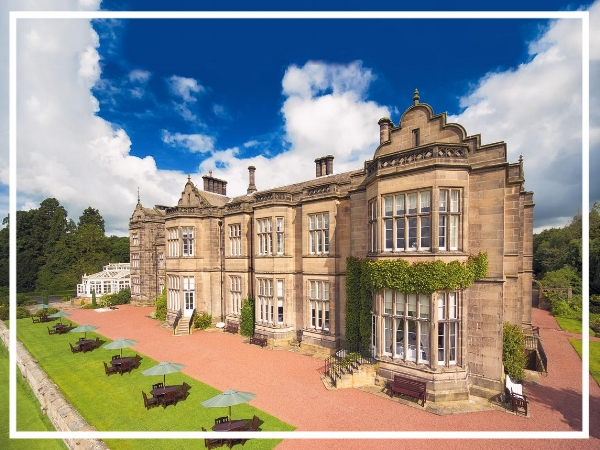 Matfen Hall - 4* HotelLocated close to Hadrian's Wall and just 25 minutes from Newcastle city centre, Matfen Hall is set in 300 acres of picturesque parkland. With 53 beautifully decorated bedrooms and fully equipped conference facilities, it is the ideal location for your event.