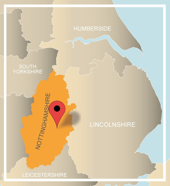 Team Building Nottinghamshire