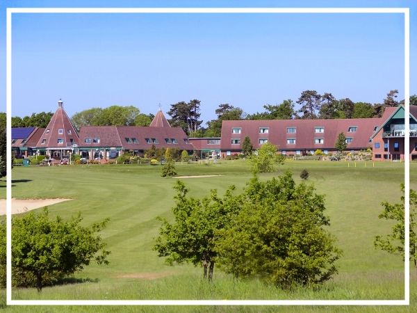 Ufford Park Woodbridge - 3* HotelUfford Park Woodbridge is a great place for a team building day in Suffolk. With five conference rooms and 120 acres of historic parkland, the hotel can accommodate up to 250 delegates. It also boasts an 18-hole championship golf course, health club and spa.