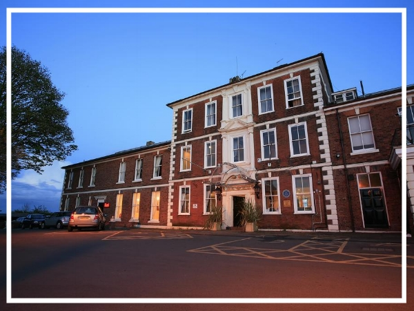 Ramada Park Hall Hotel & Spa - 4* HotelSet in five acres of grounds, this beautiful Georgian mansion hotel is a great place for a team build in the West Midlands. Originally the home of the noble family of Dudley and Ward, the hotel is now a premium destination for meetings and events.