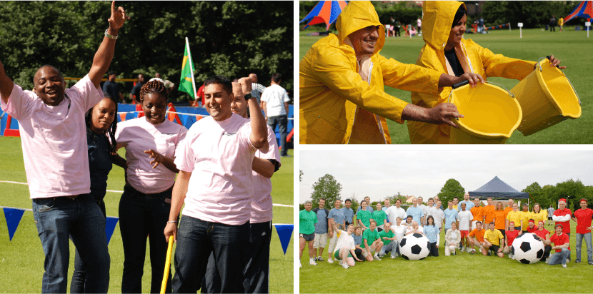 Sports Day Team Building Photos