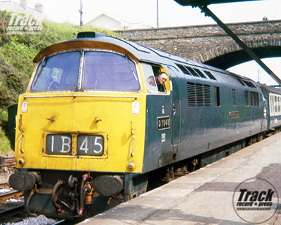 D1048 Western Lady, Liskeard, May 29, 1975. Picture: © A. Curtis