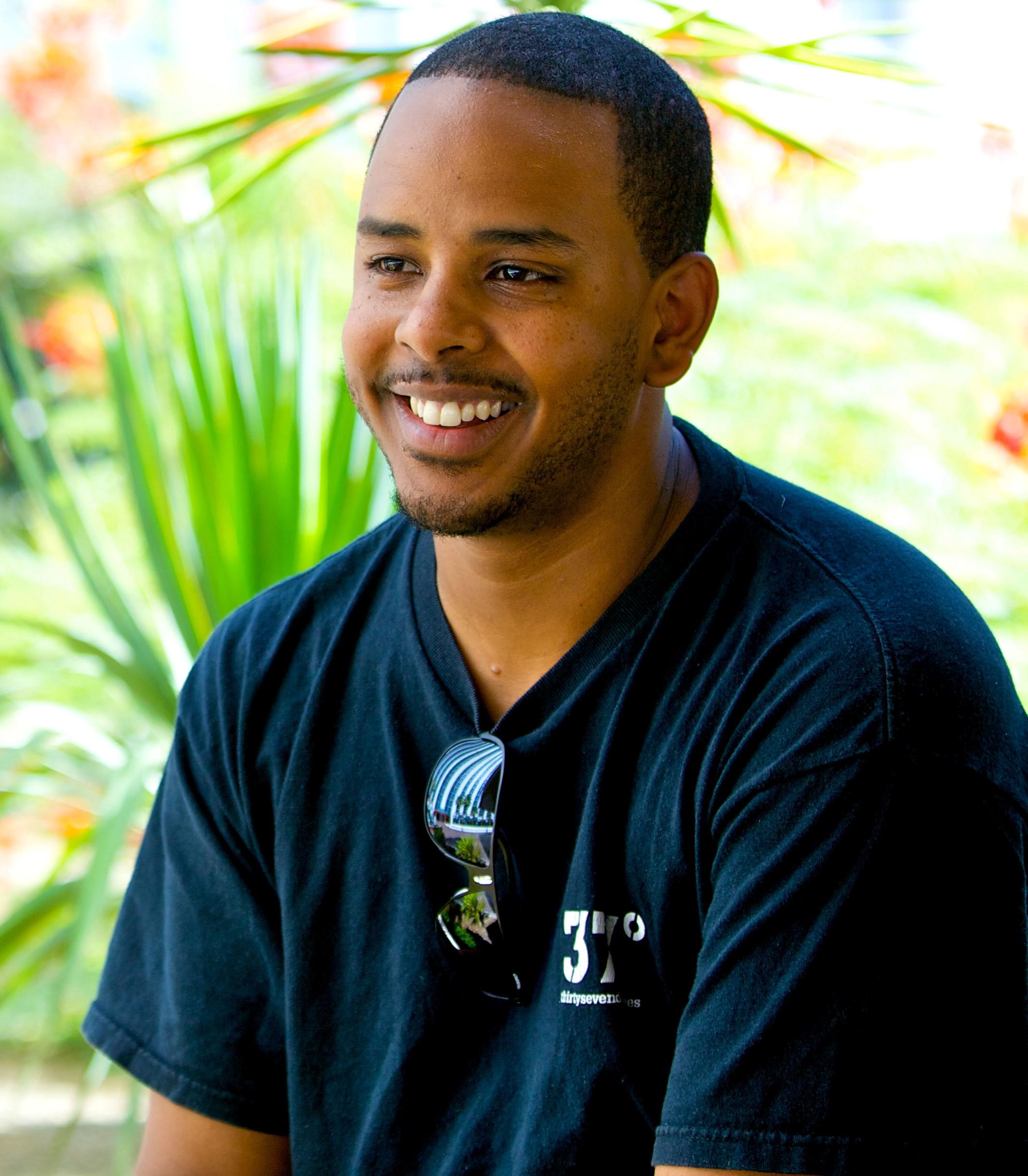 Azariah Mengistu - ENZI Ethiopia