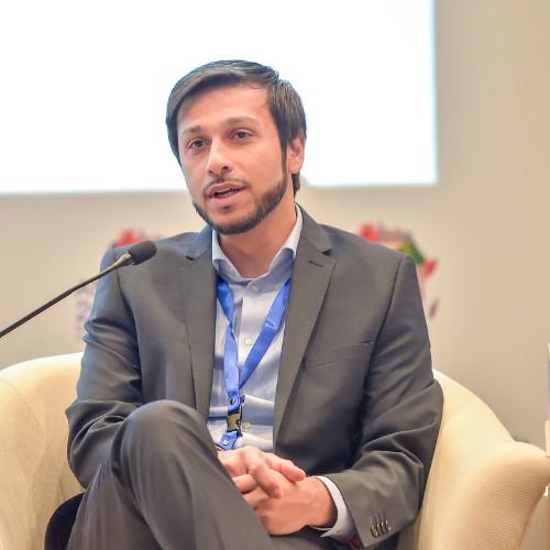 Saad Sheikh - TLG Capital