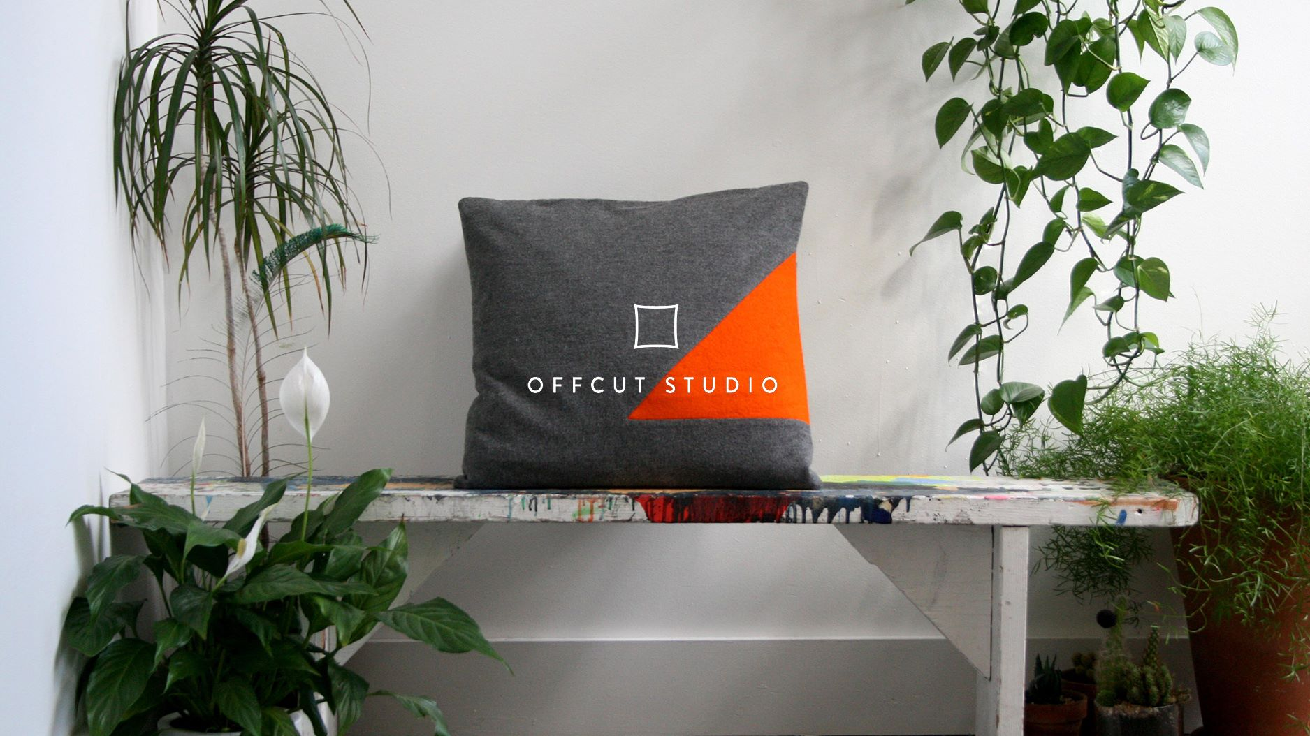 OFFCUT.STUDIO - At Offcut Studio we combine style, functionality and ethical sustainability to create beautiful things for your home. We celebrate colour, shape, pattern and texture through our designs, producing high quality items that are made to last and won't end up in landfill. Our ethos is to live, work and create with an ethically sustainable approach and our aim is to produce contemporary home accessories that provide a positive choice in a society where waste has become the norm.Fashion stylist, Russell Philip Peek opened Offcut Studio with a desire to become a zero to landfill fashion studio. Using his knowledge of bespoke garment construction, his experience of the luxury fashion industry and a consciousness of the human impact on the planet, he turned to the cushion as a way to reduce industry waste.We're interested in the history of our products as much as we are in their future, and each of them tells a story. From the inside out our products are made using recycled and responsibly sourced fabrics, meaning that every item is truly original and makes a low impact on the environment.