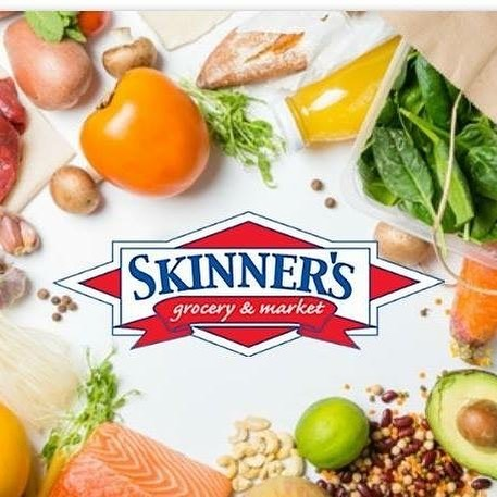 @skinnersgrocery loves local! Find us on the shelves and at the checkout line! We are locally made, and conscience-friendly in more ways than one!