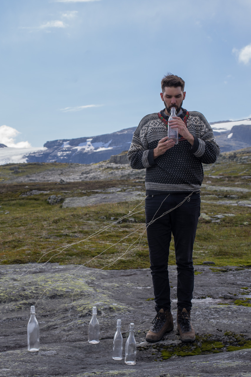 Kunstnar Henrik Koppen Foto: Henrik Koppen