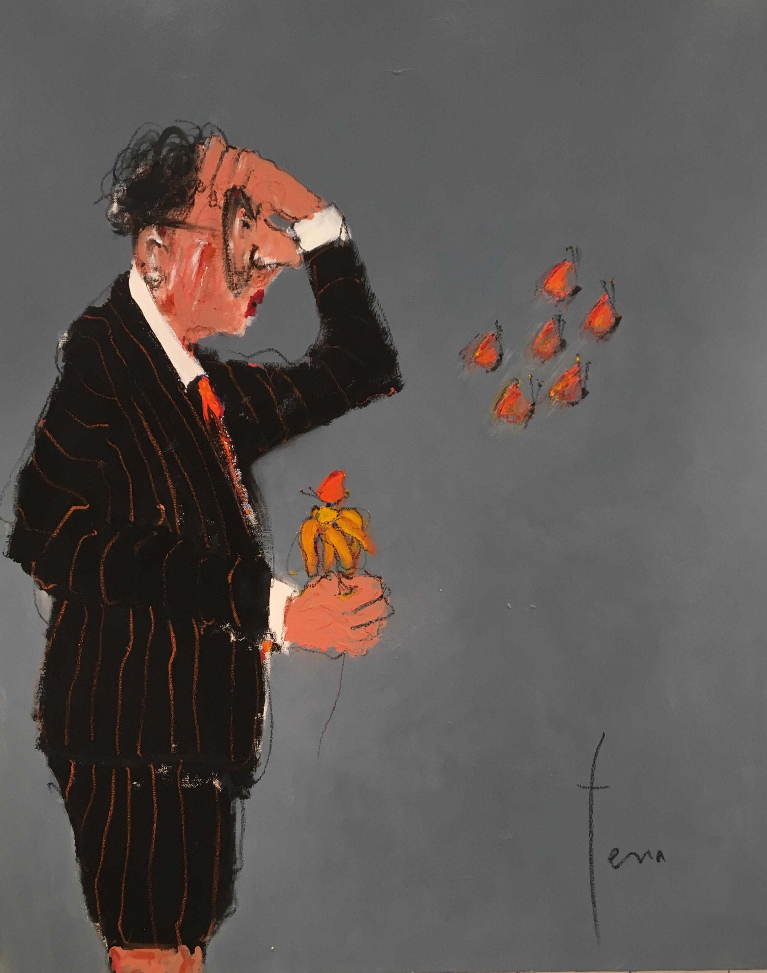 Des papillons plein le tête