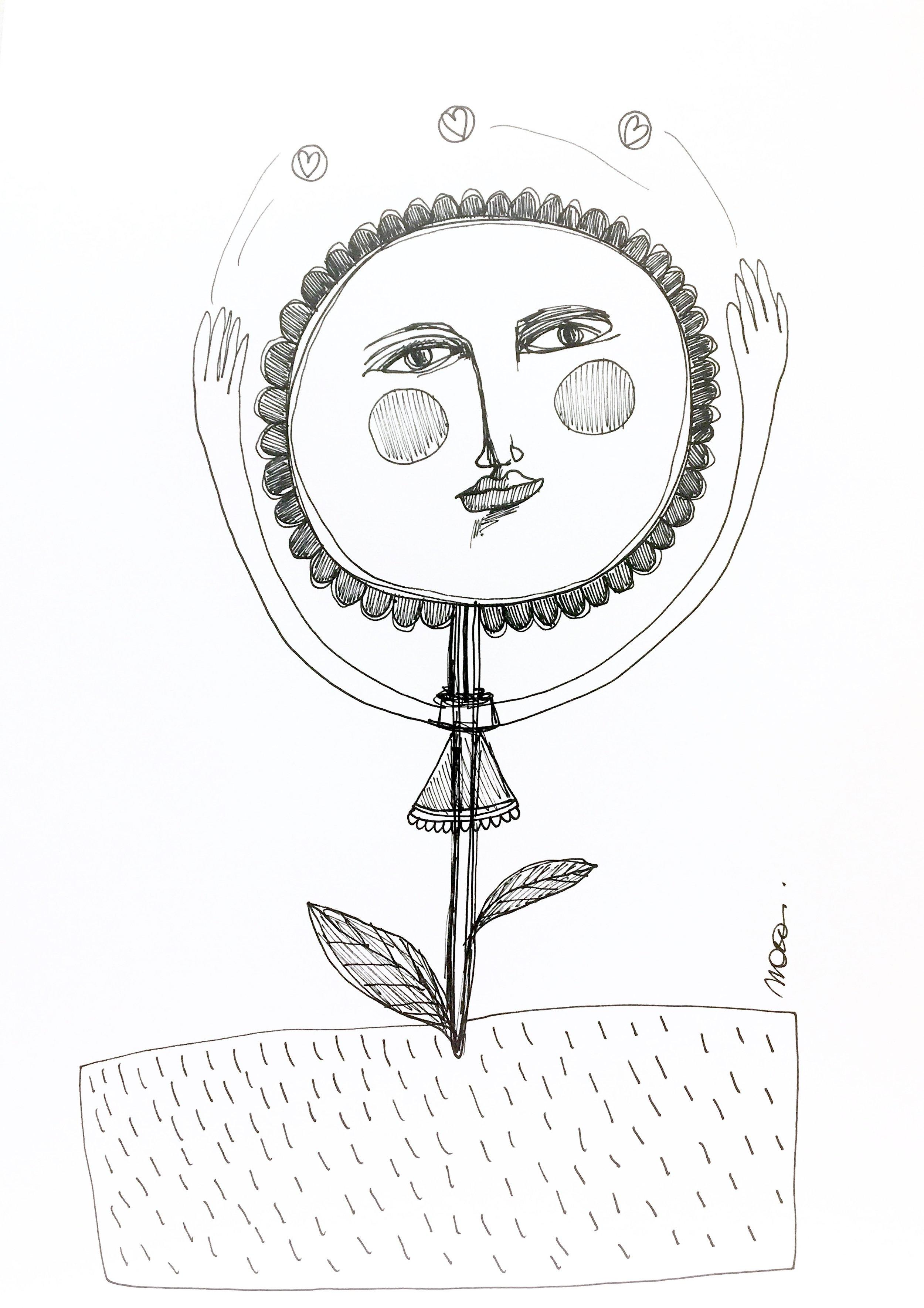 La jongleuse