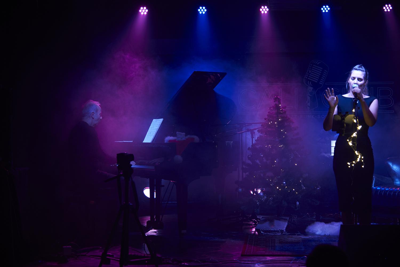 Philippe Decock (piano) & Claire
