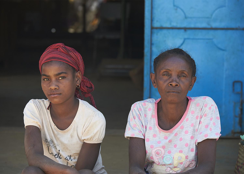 Anivorano market, Madagascar