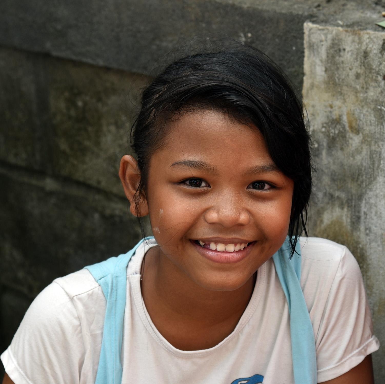 child - Bali