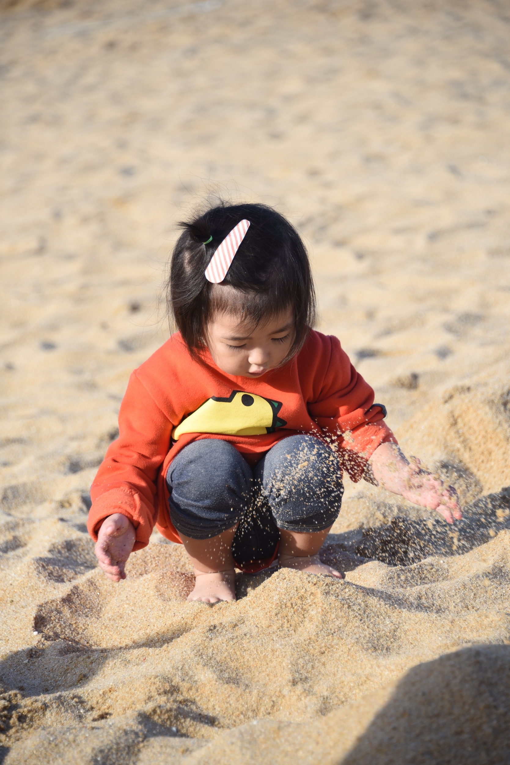 On the beach, Sokcho, South Corea