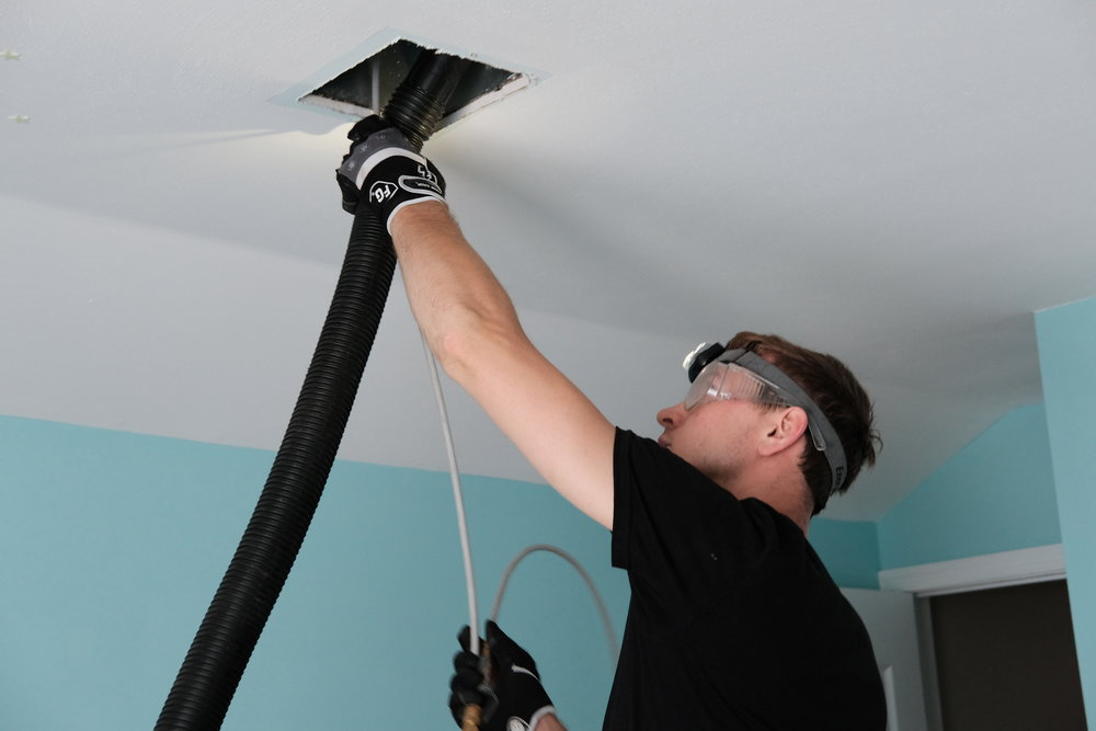 Air Duct Cleaning & Sealing Greer SC | Indoor Air Quality Service