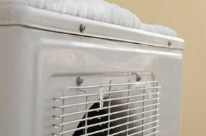 Don't let your HVAC unit look like this! -