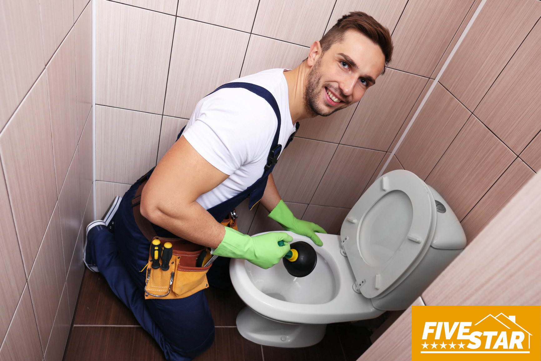 Did you know…? - By not clearing a clogged toilet right away, it can cause damage to the delicate parts that keep the toilet flushing. Just call us at 864-530-0040 or click below!
