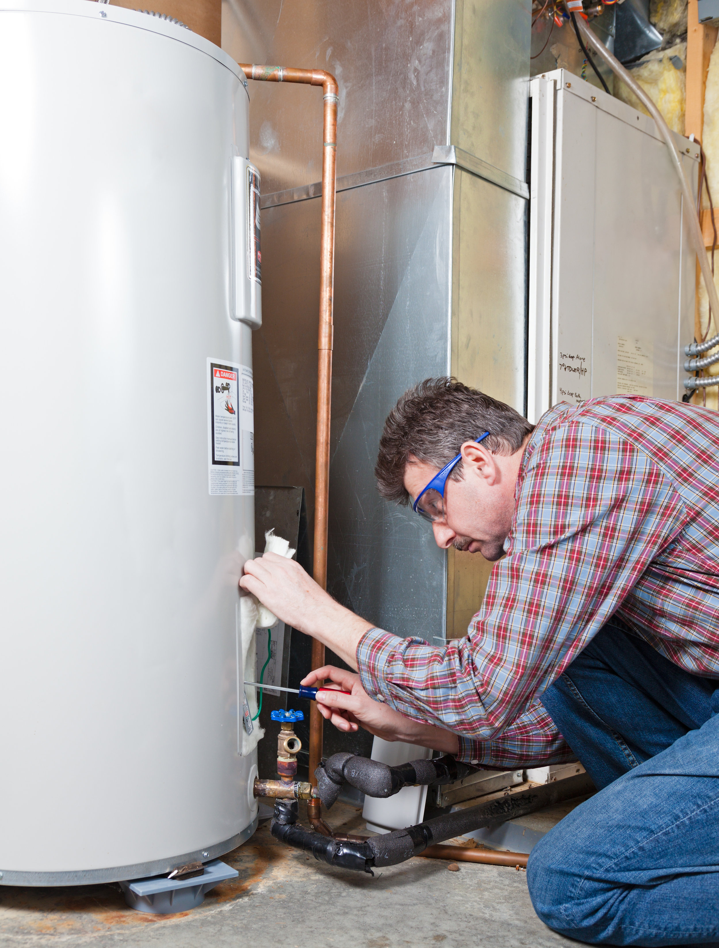 Are you ready for stress-free home maintenance? - We have several maintenance options that will allow you to sit back and relax knowing all of your plumbing needs are taken care of!