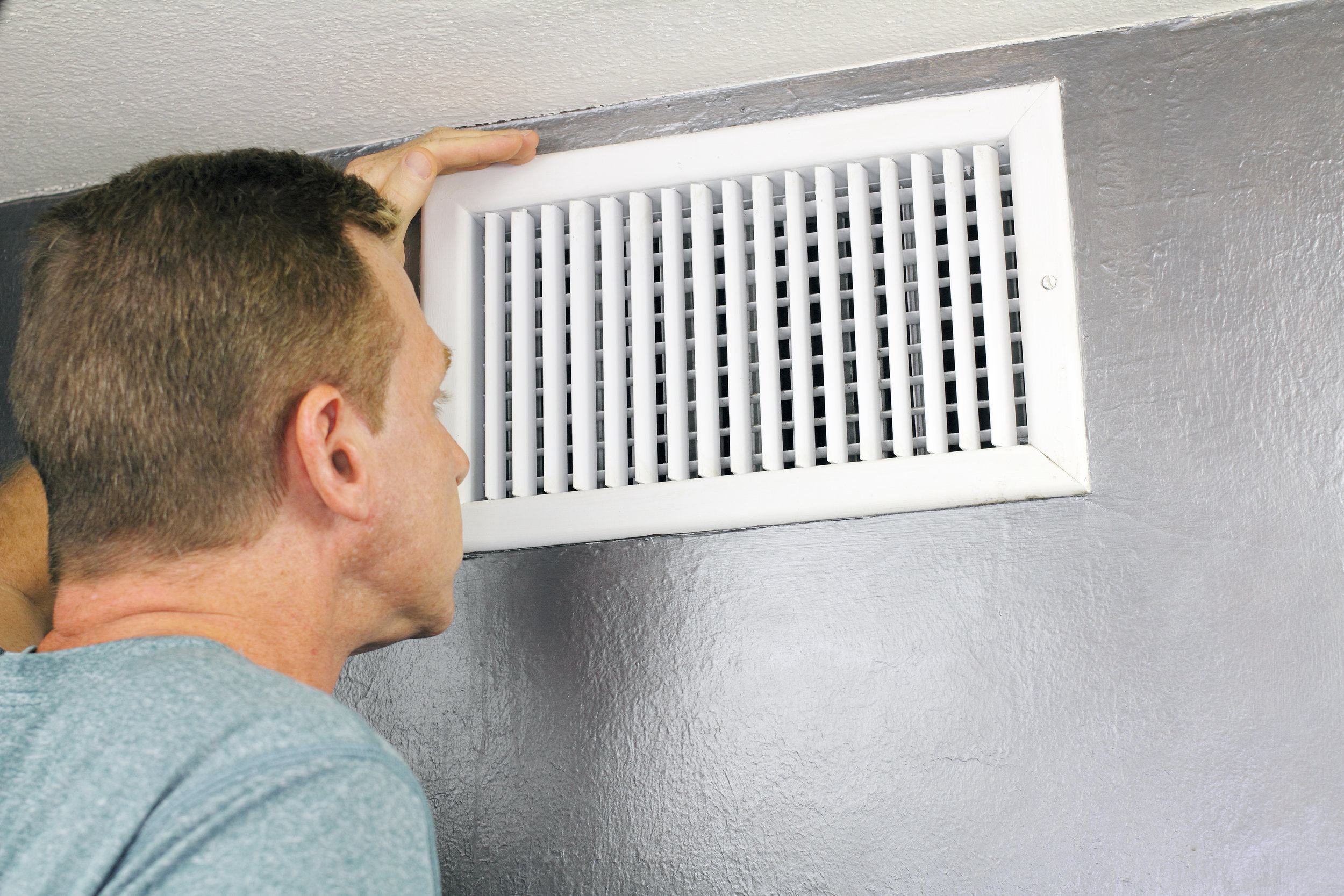 Are you concerned about mold in your air ducts? - Contact Five Star to have one of our certified technicians clean your duct work.