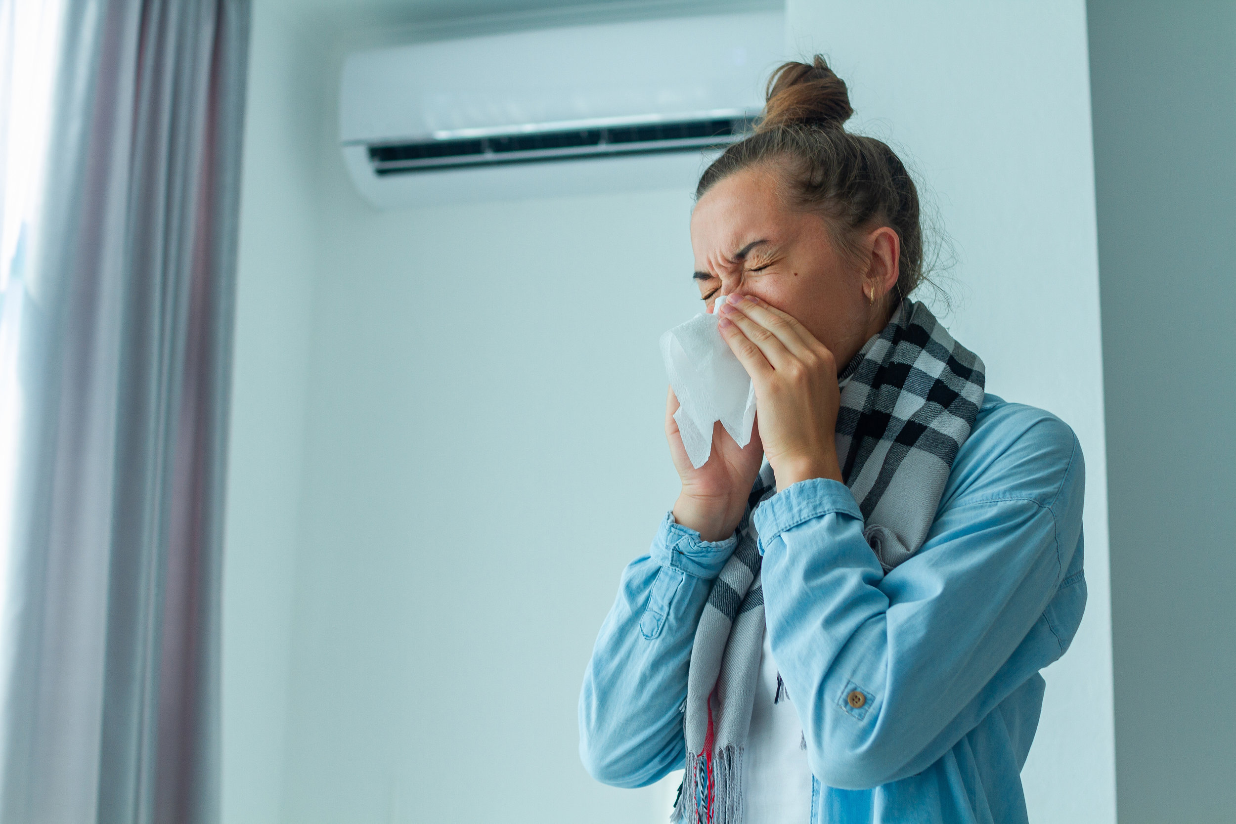 - If you are constantly battling colds or upper-respiratory illnesses, then contact us today. We are the Healthy Home Experts!