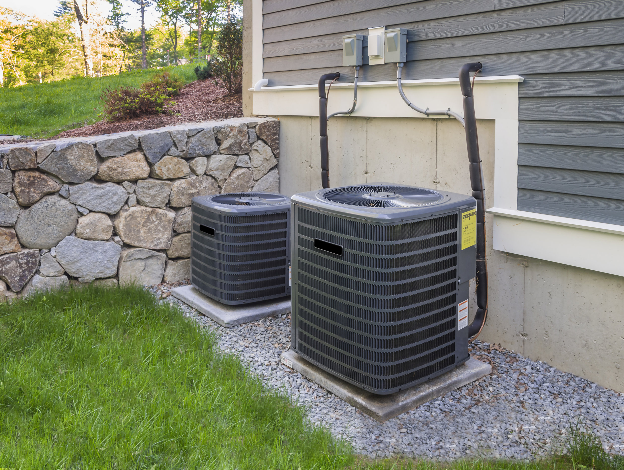 - Do you know what HVAC system you have in your home?