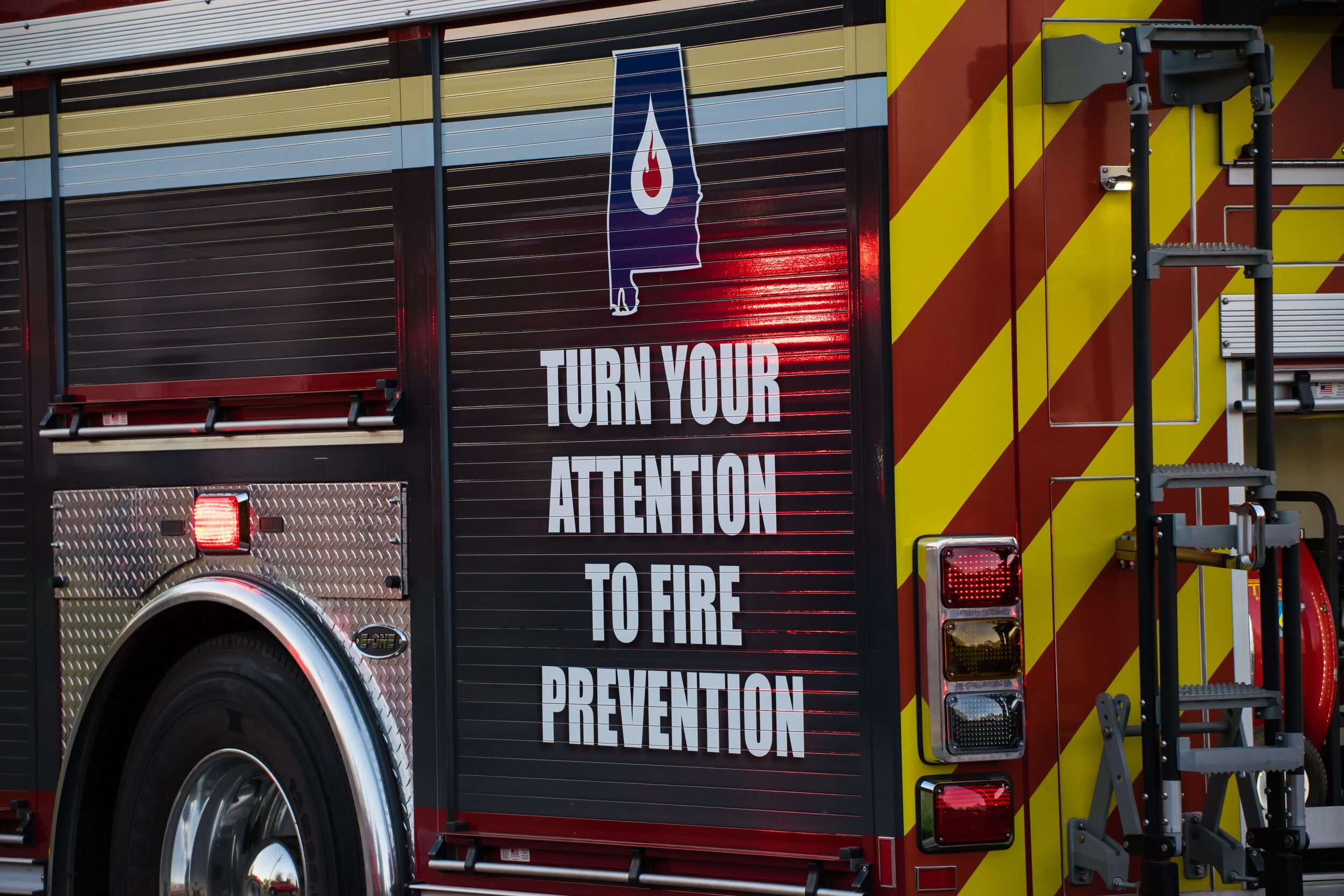 - Fire Prevention Week is October 6-12.