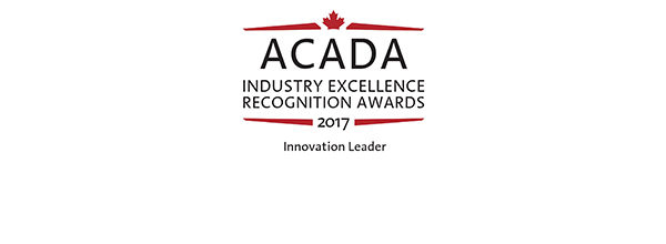 ACADA Innovation Award