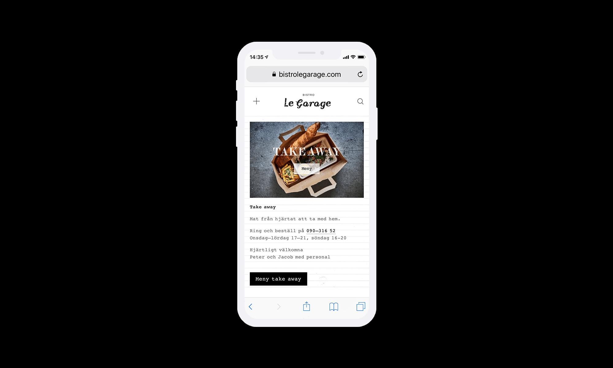 bistrolegarage.com