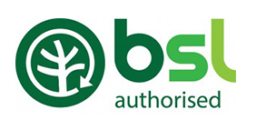 Whitney Sawmill is an authorised BSL wood fuel supplier