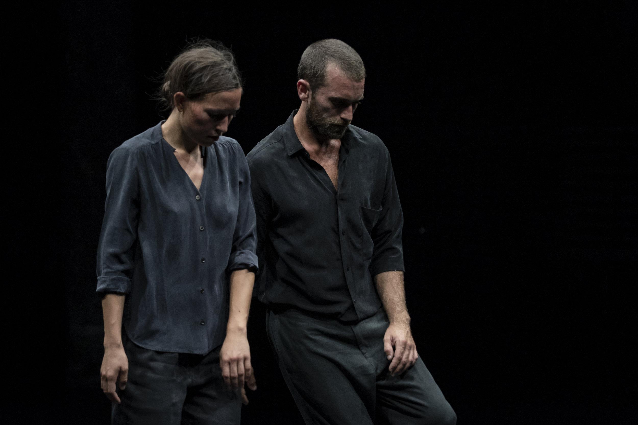 Angela Rabaglio & Micaël Florentz - The Gyre (2018)