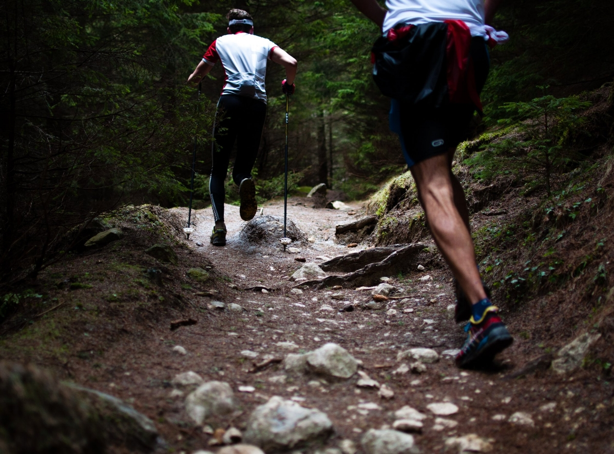 running -