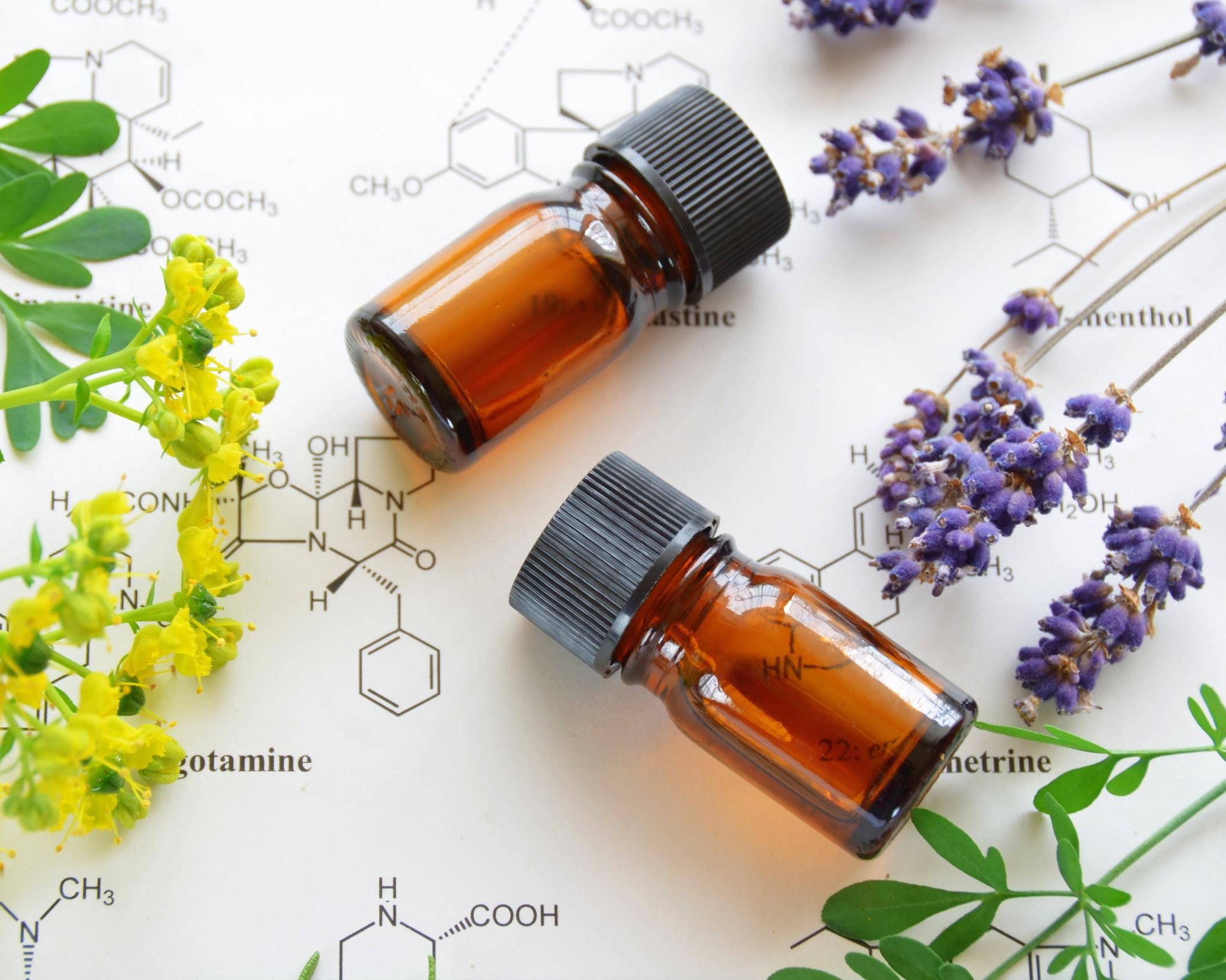 Aromathérapie - Massothérapie Naturopathie Zeina Raya