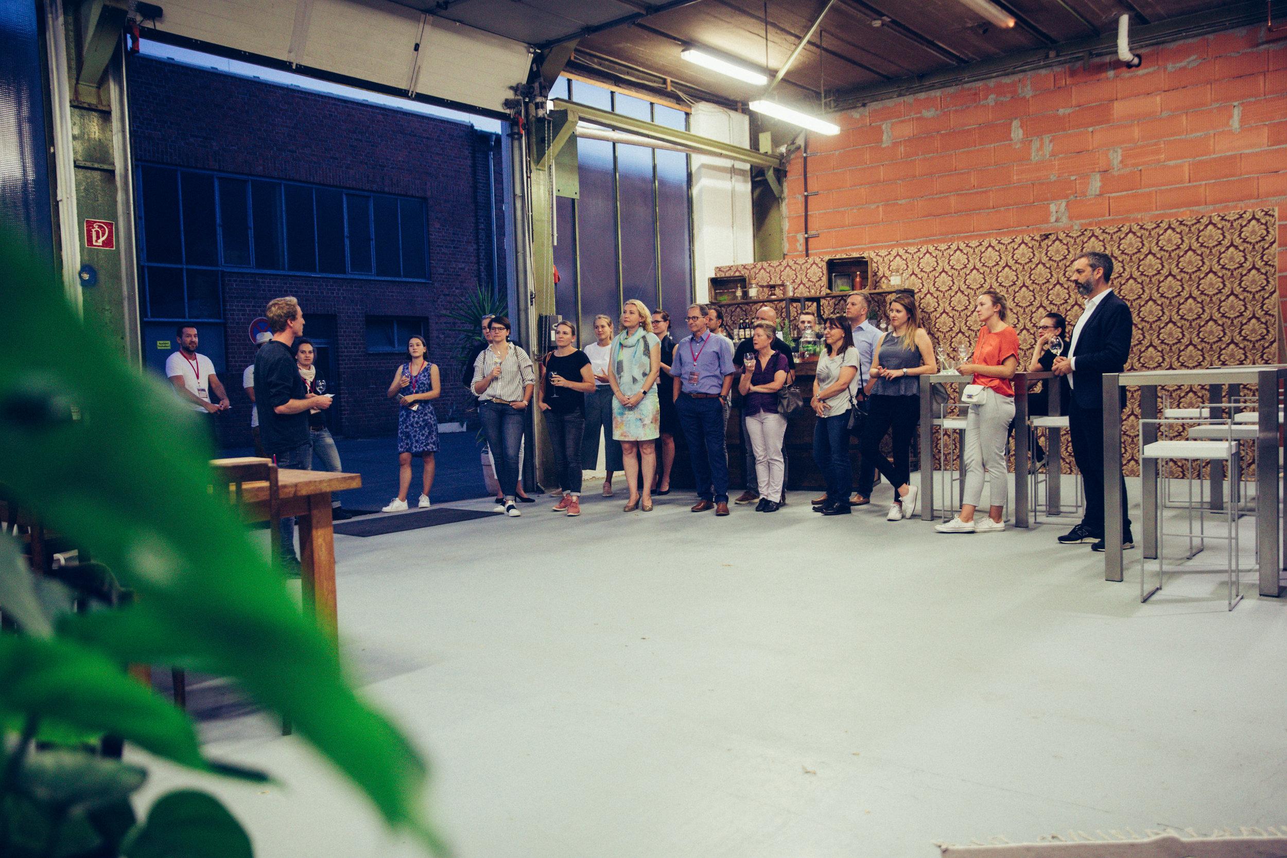 Workshops - vom Schnittbrett zum Meetingtisch
