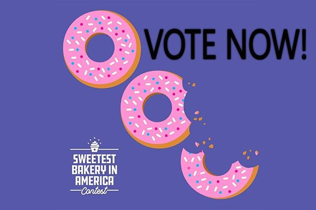 Did you know that over 8 million donuts are eaten per day? Of all those donuts, let the world know you love ours the best. Vote for us today and every day until September 30.  Online: https://sweetestbakeryinamerica.com/?s=red+coach+donuts Text: SBA1189 to 474747