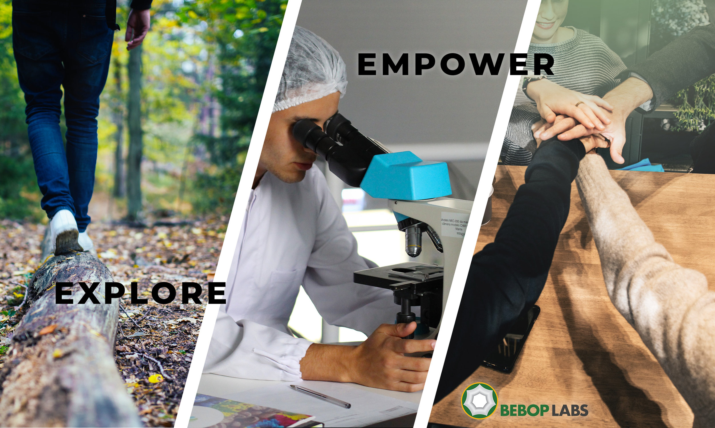Bebop Labs Explore Empower Image