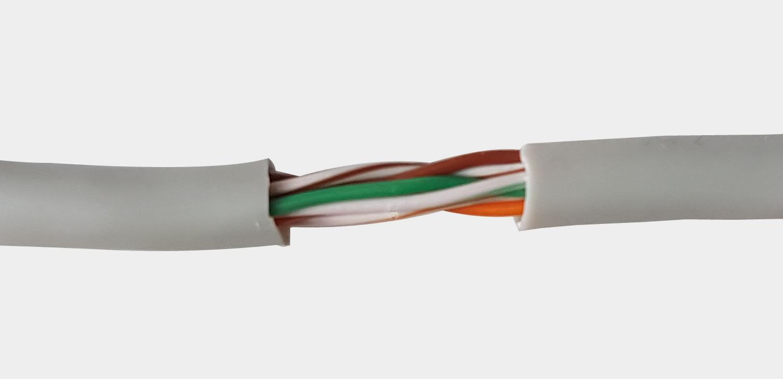 CA-SECGRADE-UTP - Cable UTP para uso interno, Cat 5eDESCARGUE LA FICHA TÉCNICA