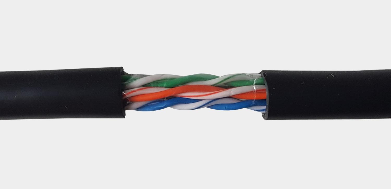 TRX610/CMX - Cable UTP para intemperie, Cat6DESCARGUE LA FICHA TÉCNICA